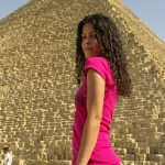 me and the Great Pyramid, Pyramids of Giza