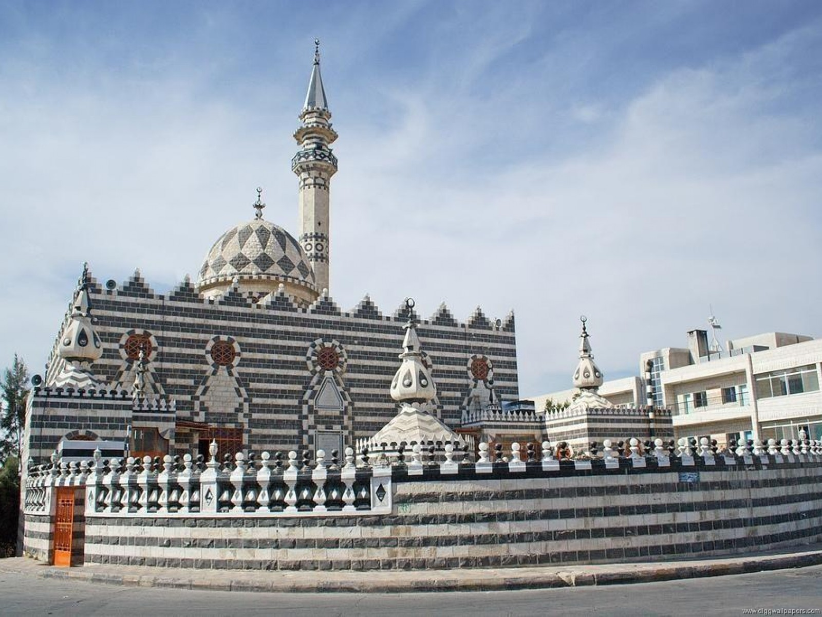 mosques in the Middle East, Abu Darwish