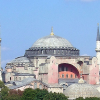 mosques in the middle east, hagia sophia