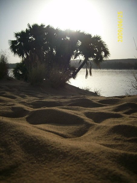 travel the Middle East, Nile shores