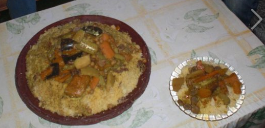 couscous, Morocco study abroad