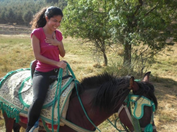 Ifrane horseback riding