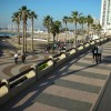 Tel Aviv photos, beach promenade