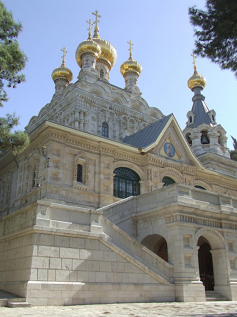 things to do in Jerusalem, Church of Mary Magdalene