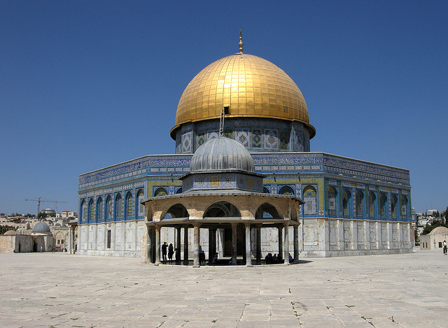 things to do in Jerusalem, Dome of the Rock Temple Mount