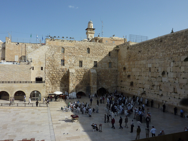 things to do in Jerusalem, Western Wall