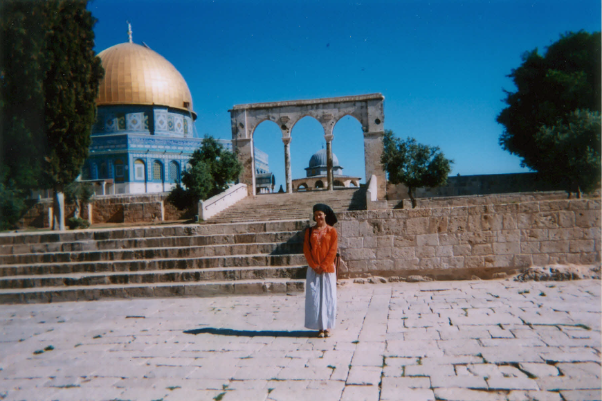 Middle Eastern road trip, Temple Mount