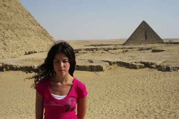 my Giza Pyramids disappointment