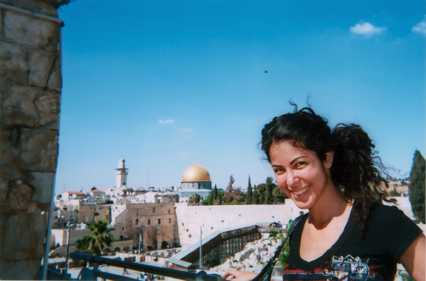 solo female Middle East road trip, Jerusalem