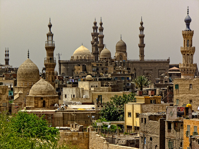 Middle Eastern sites, Islamic Cairo