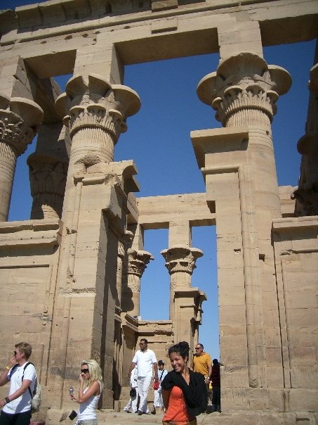 Philae Temple, Middle Eastern sites in Egypt