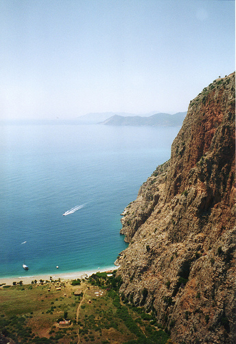Turkish beach towns, Fethiye