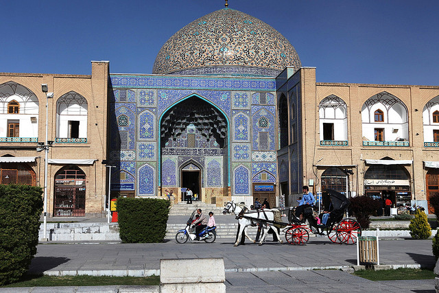 Why I want to visit Iran, Iranian architecture